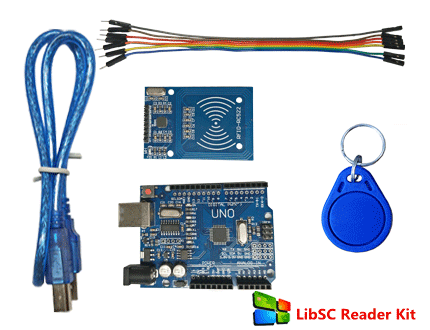 LibSC Reader Kit